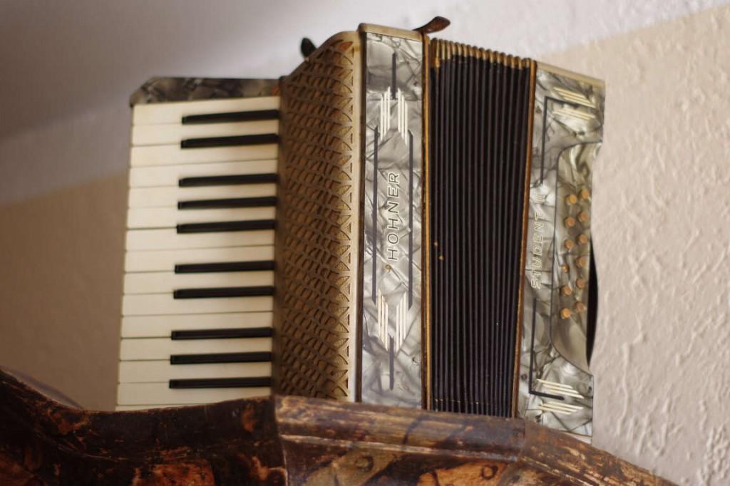 Ziehharmonika Beim Anzinger - Gastwirtschaft in Schwabering am Simssee